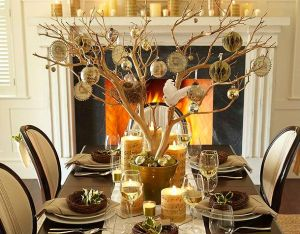 pottery barn centerpiece