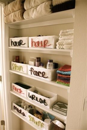 οργάνωση στο σπίτι:ιδέες