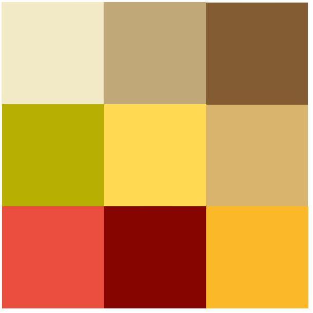 autumn-type-palette