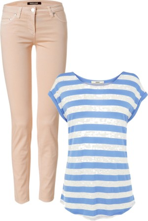 pantone color trend fashion spring 2013: dusk blue and fashion