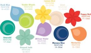 Άνοιξη 2013 – τα χρώματα τηςPantone