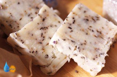rosemary levander soap