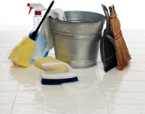 Ανοιξιάτικη οργάνωση #1:καθαριότητα