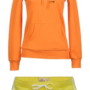 pantone color trend fashion spring 2013: nectarine and lemon zest