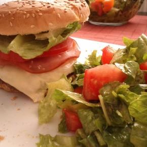 Σπιτικά burgers