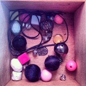 DIY σκουλαρίκια απο παλιές χάντρες/ DIY handmadeearings