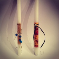 Handmade caldles 2