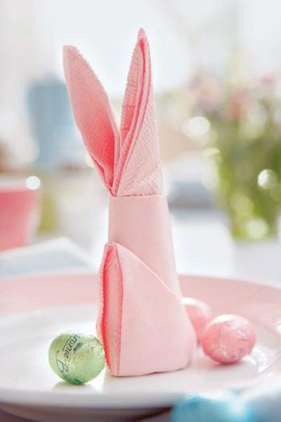 napkin-bunny