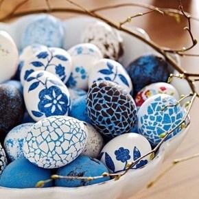 Πασχαλινά αυγά…. αλλιώς/Different easter eggs(DIY)