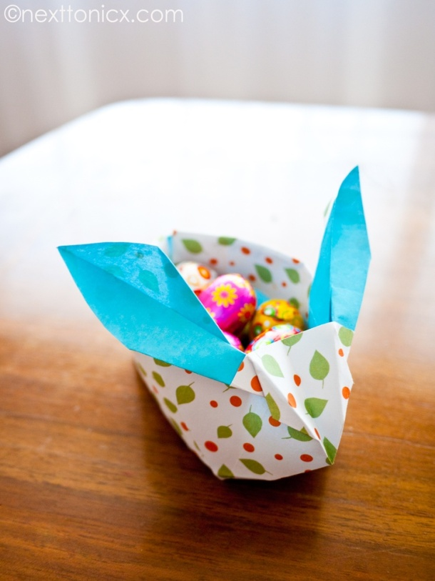 origamibunny