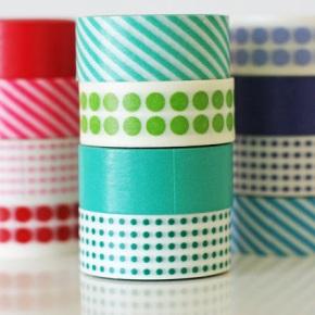 Tape art + Washi tape – Νέα μόδα! /Somethingnew!