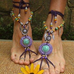 Κοσμήματα ποδιών / BarefootSandals
