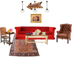 Home section στοPolyvore.com