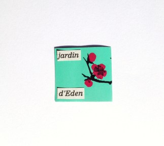 """jardin d'Eden"" ring"