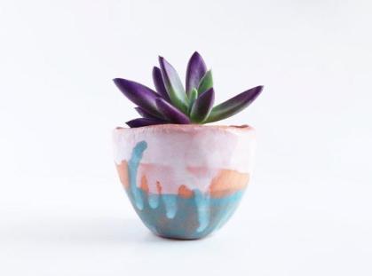 terracotta pot, 12 euro