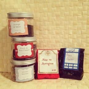 Ήρθε η ώρα τους – Χειμωνιάτικα τσάγια! / Special edition: Winter tea (new arrivals n'classics)