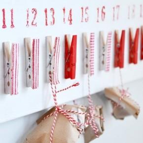 Χριστουγεννιάτικο ημερολόγιο – Τρέχα να το φτιάξεις! /Adventcalendar