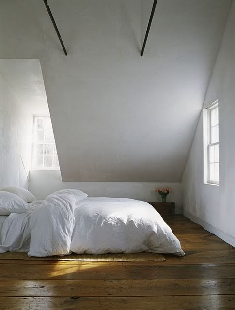 the most minimal room ever