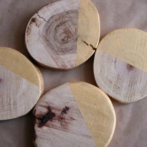 DIY: εύκολα ξύλινα σουβέρ/ easy wooden coats and moreideas