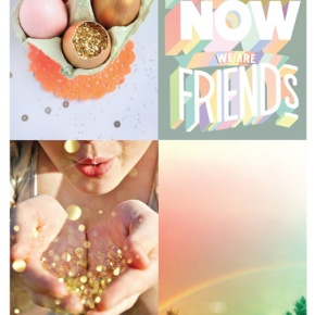 Χρωματικές παλέτες απο την Luise του loveprintstudio/ Loveprintstudio colourpalettes