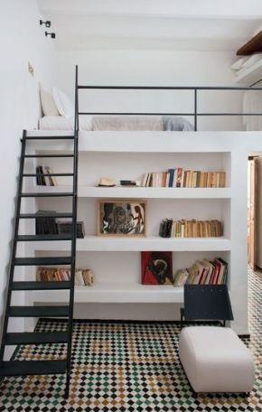 Υπερυψωμένα κρεβάτια / Loftbeds