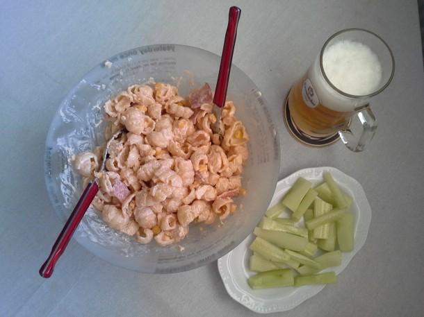 Δροσερό και ελαφρύ γεύμα