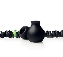 rubber vase