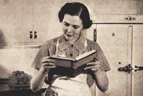 Back in time: Ξεφυλλίζοντας ένα βιβλίο συνταγών του1950!