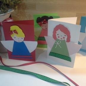 DIY – Χάρτινα Αγγελούδια / PaperAngels