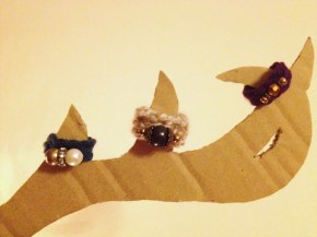 Χειροποίητα δαχτυλίδια για το χειμώνα!/ Winter handmaderings!