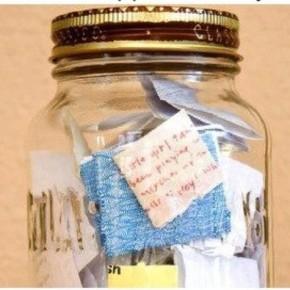 Το βάζο του 2015! Μια δραστηριότητα που «θέτει στόχους»/ NEW YEAR aims'jar