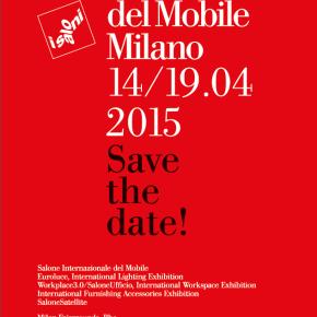 Salone del Mobile Milano 14-19/4/15 – Η μεγαλύτερη παγκόσμια έκθεση τουdesign