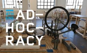 Adhocracy -Έκθεση στη Στέγη Γραμμάτων [29.04 –05.07]