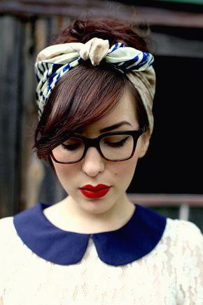 Headscarves: Η δόση vintage chic που χρειάζεται το ντύσιμό σας αυτό τοκαλοκαίρι!
