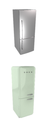 kitchen frizers