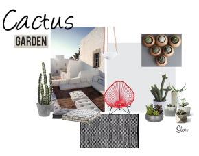 Ερωτευμένη με τους κάκτους! – Ιδέες τοποθέτησης/ In love with cactus plants – How todisplay