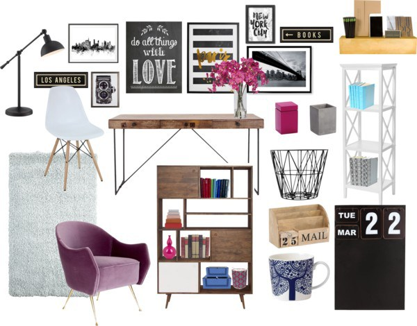 Moodboard-office