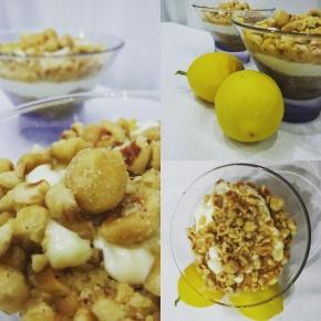 Trifle με κρέμα λεμόνι: δροσερή συνταγή λίγωνλιπαρών