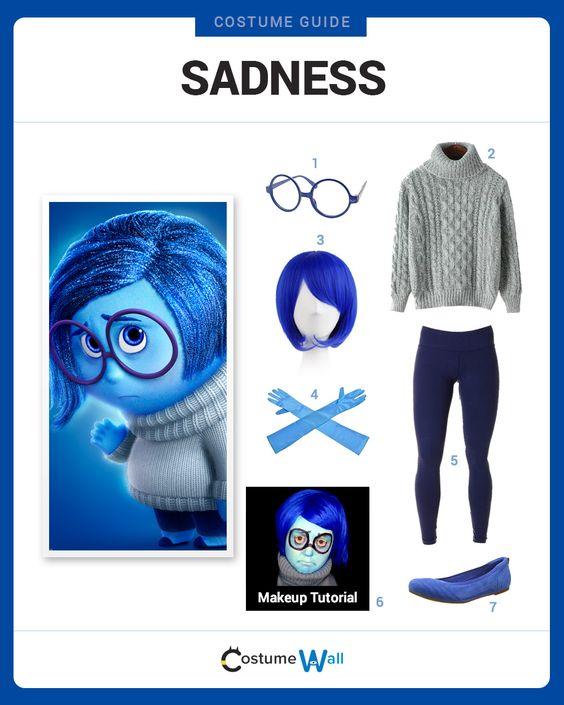 SadnessCostume