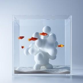 Haruka Misawa: 3D εκτυπώσεις που μιμούνται τη φύση/ Haruka Misawa: 3D printed waterscapeaquariums