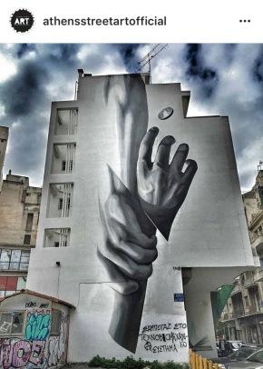 Τα γκράφιτι της Αθήνας/ Athensgraffiti