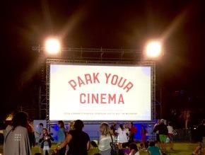 Νύχτες PARK YOUR CINEMA@ΚΠΙΣΝ