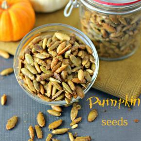 Κολοκυθόσποροι: Έκρηξη ενέργειας και βιταμινών/ Healthy pumpkinseeds