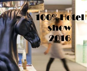 100% Hotel show 2016: Το ελληνικό design μέσα απο τα πιο εντυπωσιακά εκθεσιακάπερίπτερα
