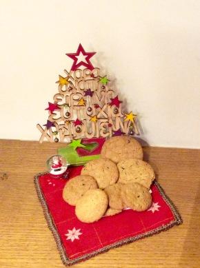 Τα μπισκότα τωνΧριστουγέννων!