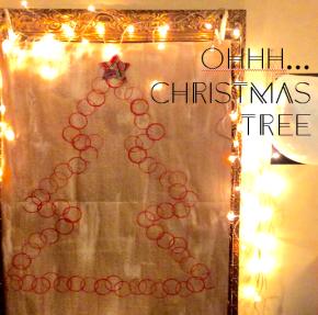 DIY: Oh Christmas tree! Φτιάξε ένα ξεχωριστό Χριστουγεννιάτικο δέντρο