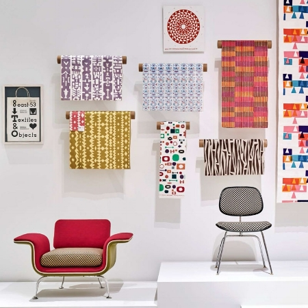 Από την έκθεση 'Αlexander Girard: A designer's universe' στο Vitra Design Museum