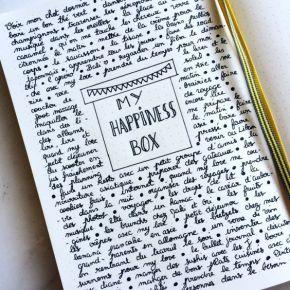 Ανεβάζοντας την ψυχολογία μου: ημερολόγιο θετικώνγεγονότων