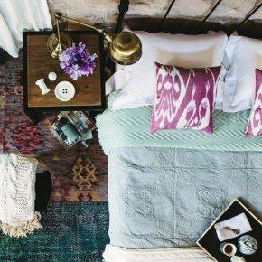 Ιδέες: Tο μικροσκοπικό υπνοδωμάτιο θα μοιάζει «βασιλικό»!/ Τurn your small bedroom into a queen's/kings bedroom!(Tips)
