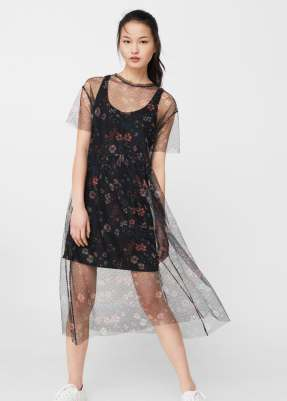 mango-tulle-dress